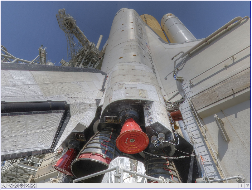 Interactive NASA Space Shuttle - Pics about space