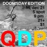 QDP-endofworld